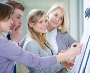 Trainingflipchart
